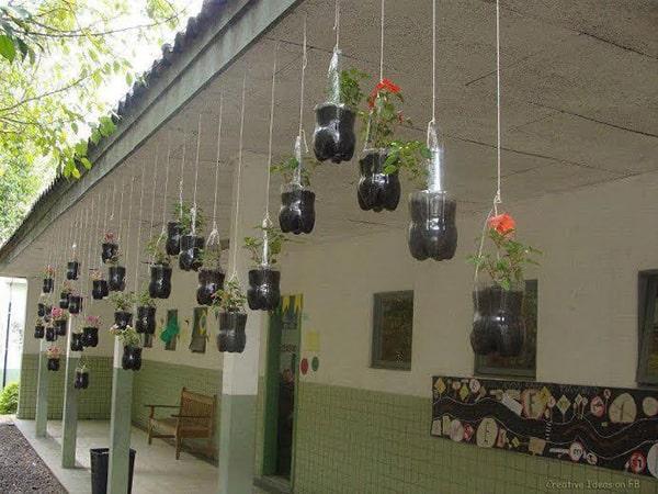 Hướng dẫn cách tự làm chậu hoa để trồng cây cảnh, hoa cảnh 1