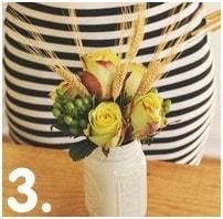 Cách cắm hoa kết hợp lông vũ cho ngày làm việc thêm hứng khởi 3