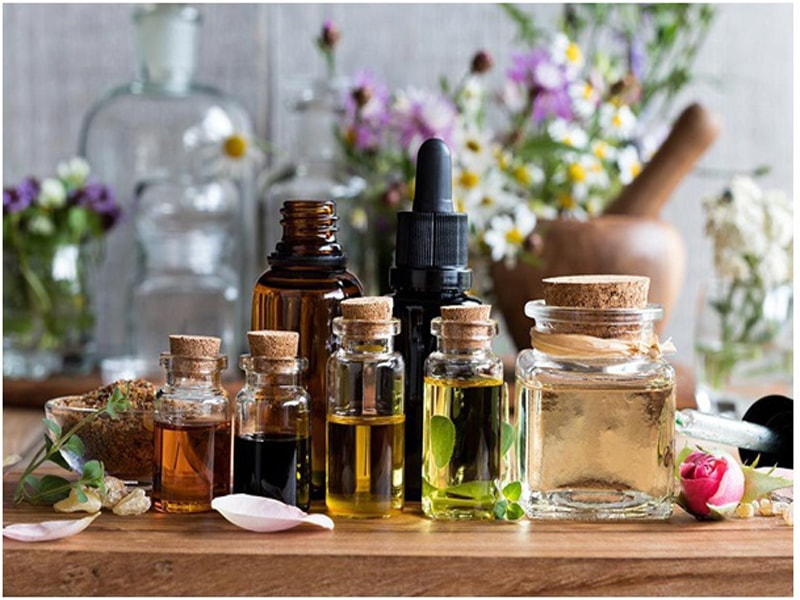 Liệu pháp hương thơm trị suy nhược thần kinh