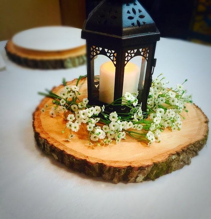 Gợi ý những ý tưởng độc lạ để trang trí hoa tiệc cưới vào mùa thu 8
