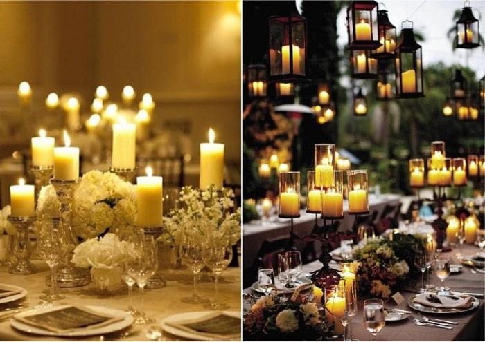 Gợi ý những ý tưởng độc lạ để trang trí hoa tiệc cưới vào mùa thu 12