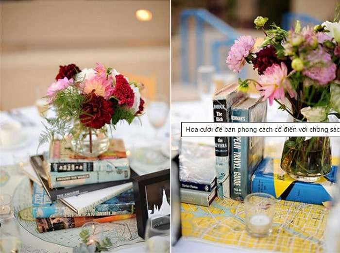 Gợi ý những ý tưởng độc lạ để trang trí hoa tiệc cưới vào mùa thu 14