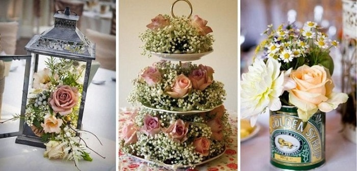 Gợi ý những ý tưởng độc lạ để trang trí hoa tiệc cưới vào mùa thu 15