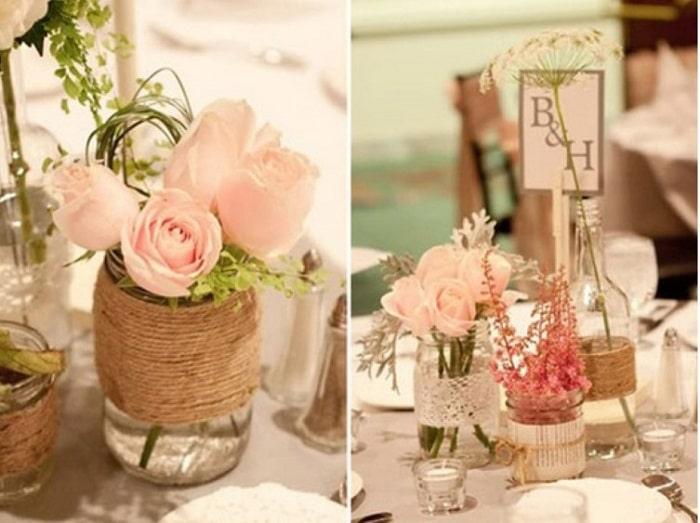 Gợi ý những ý tưởng độc lạ để trang trí hoa tiệc cưới vào mùa thu 21