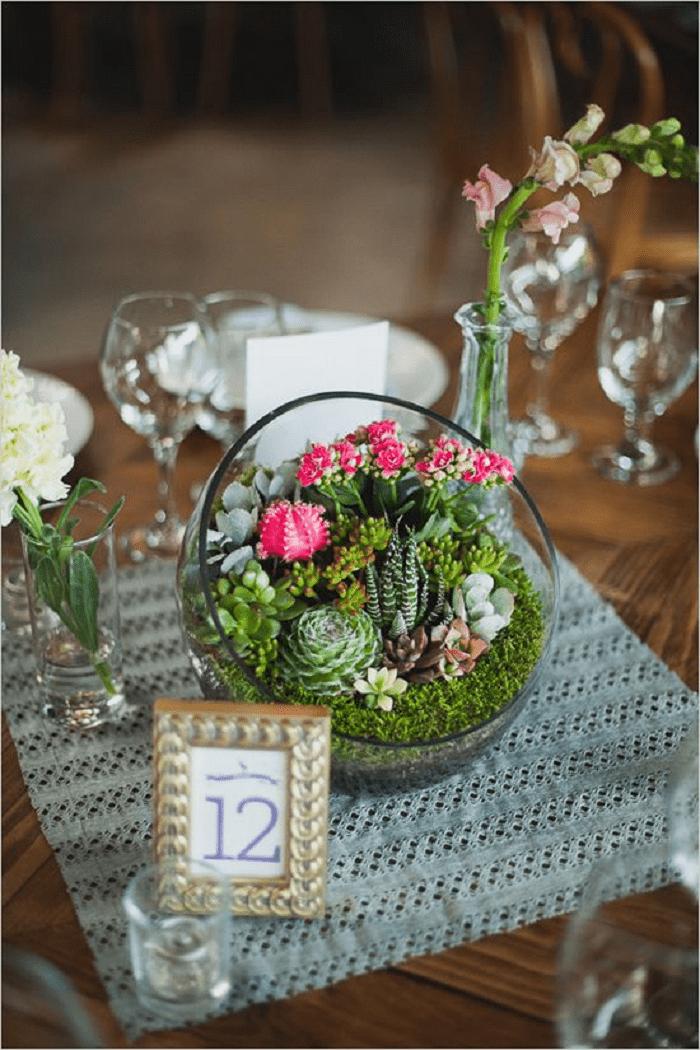 Gợi ý những ý tưởng độc lạ để trang trí hoa tiệc cưới vào mùa thu 4