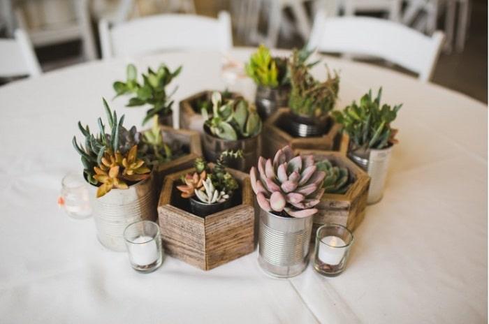 Gợi ý những ý tưởng độc lạ để trang trí hoa tiệc cưới vào mùa thu 5