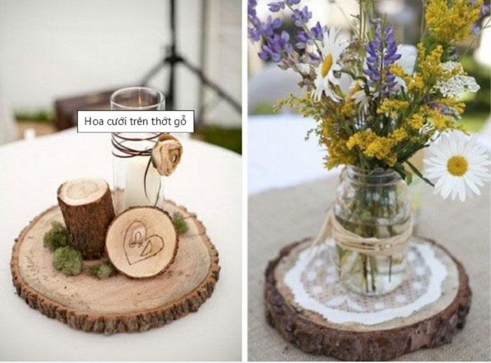Gợi ý những ý tưởng độc lạ để trang trí hoa tiệc cưới vào mùa thu 6