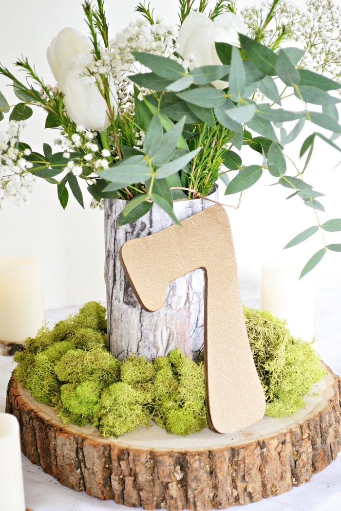 Gợi ý những ý tưởng độc lạ để trang trí hoa tiệc cưới vào mùa thu 7