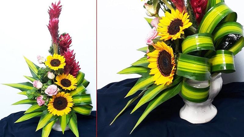 Cắm hoa nghệ thuật 1
