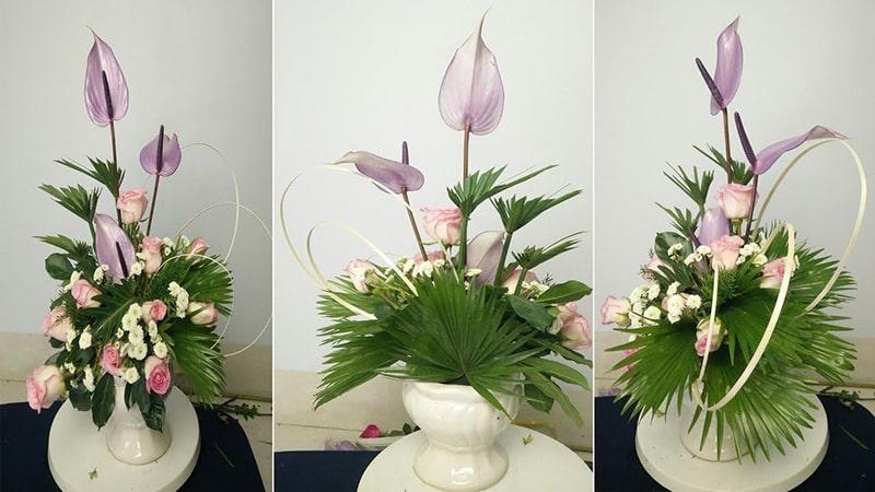 Cắm hoa nghệ thuật 3