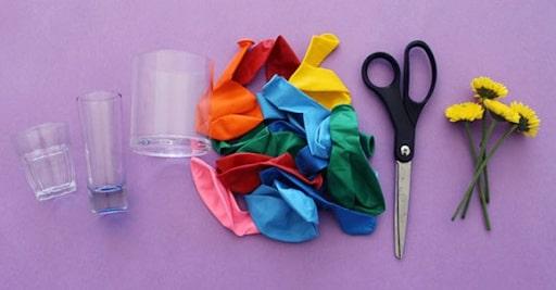 Hướng dẫn tự làm hoa bằng bóng bay sáng tạo và đơn giản