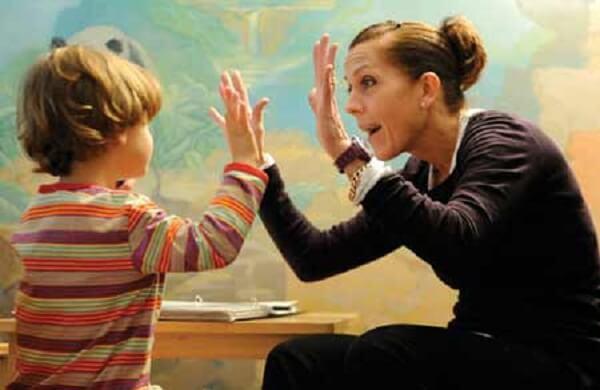 Chủ động và tự lập là tính cách đặc trưng nổi bật của phương pháp Montessori