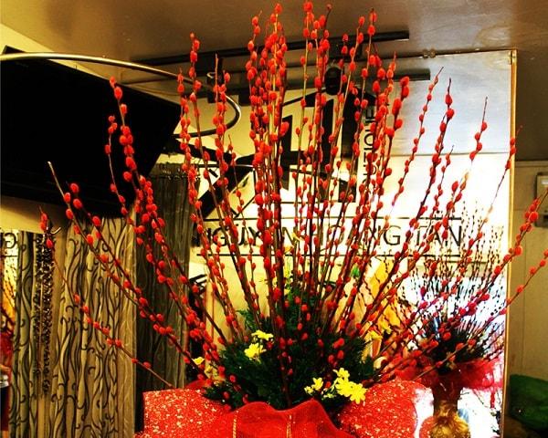 Hoa Nụ Tầm Xuân gắn liền với biểu tượng phát lộc, phát tài