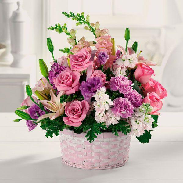 Cắm hoa theo phong cách phương Tây