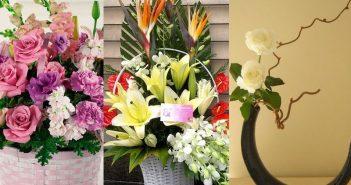 3 cách cắm hoa 8/3 đẹp cho ngày phụ nữ quốc tế