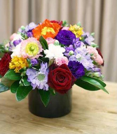 Bình hoa mừng ngày 20/11 của bạn đã hoàn thành