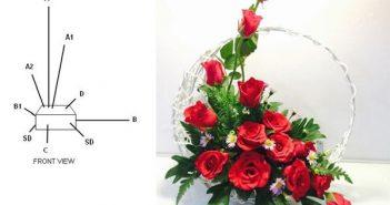 """4 cách cắm hoa hồng đơn giản """"đẹp miễn chê"""" cho người không chuyên"""