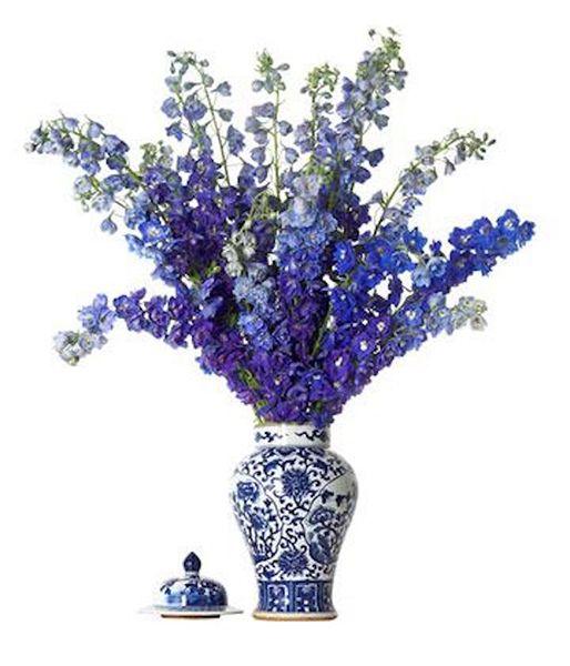 Sử dụng những bình hoa giống chiếc vại
