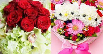 2 cách cắm hoa 20/10 đẹp và ý nghĩa tặng bạn gái