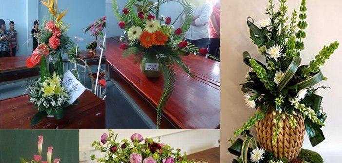 Cách cắm hoa 20/11 đẹp cho ngày nhà giáo Việt Nam