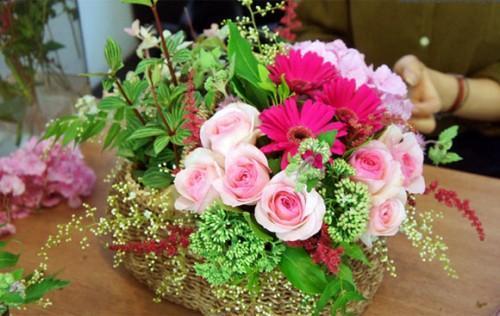 Cách cắm hoa 20/11 đẹp và ý nghĩa tặng thầy cô giáo 4