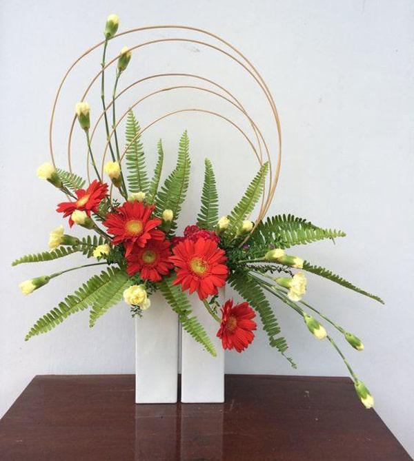 Cách cắm hoa 20/11 đẹp và ý nghĩa tặng thầy cô giáo 11