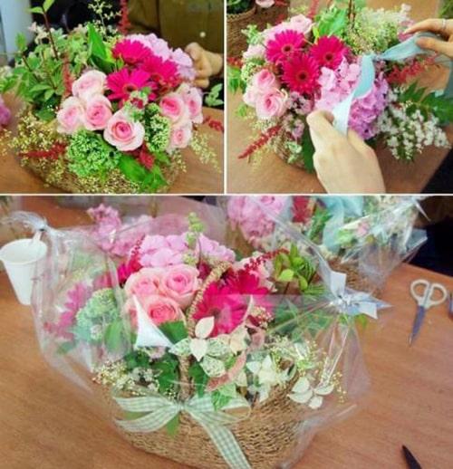 Cách cắm hoa 20/11 đẹp và ý nghĩa tặng thầy cô giáo 3