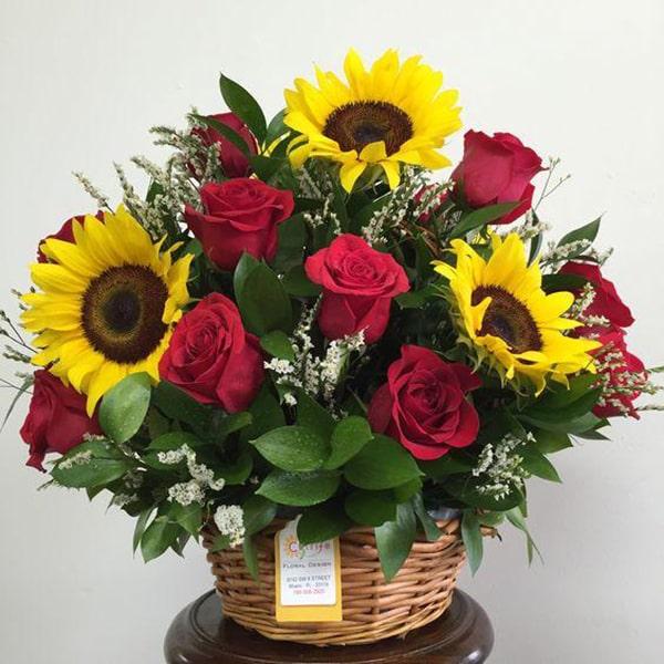 Cách cắm hoa 20/11 đẹp và ý nghĩa tặng thầy cô giáo 12