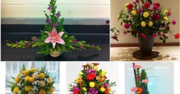 Cách cắm hoa đẹp 20/10 mừng ngày phụ nữ Việt Nam