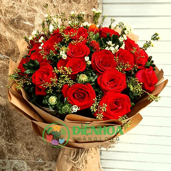 Hoa hồng phù hợp với mọi mối quan hệ: mẹ con, bạn gái, đồng nghiệp, bạn tri kỷ thân thiết
