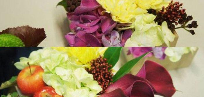 Cách cắm hoa đẹp ngày 8-3 với hoa và quả