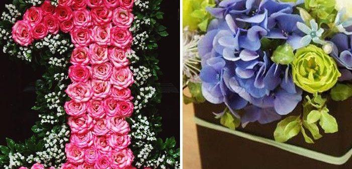Cách cắm hoa hồng và cẩm tú cầu độc đáo cho ngày 8/3
