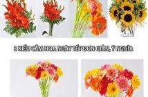 3 kiểu cắm hoa ngày Tết vừa đơn giản, ý nghĩa lại đẹp mê ly