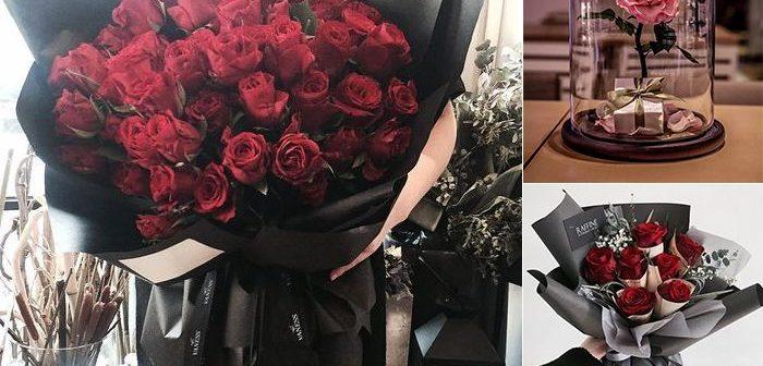 Ý nghĩa của hoa hồng đỏ - Cách chọn và gói quà tặng người yêu