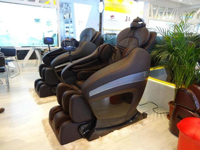 Tính năng mô tơ rung của ghế massage