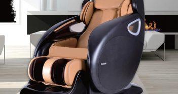 6 Tính năng ghế massage toàn thân nổi bật hiện nay