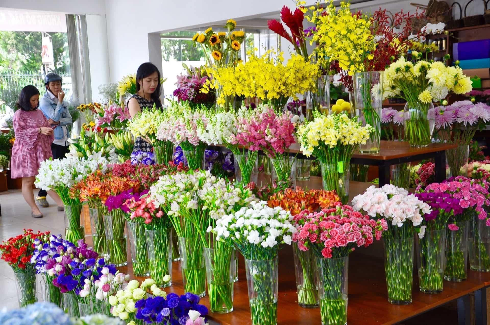 Mỗi một loài hoa mang một ý nghĩa khác nhau