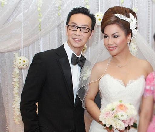 Vợ chồng ca sĩ Minh Tuyết