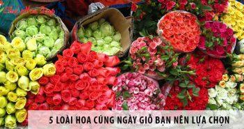 5 loài hoa cúng ngày giỗ bạn nên lựa chọn