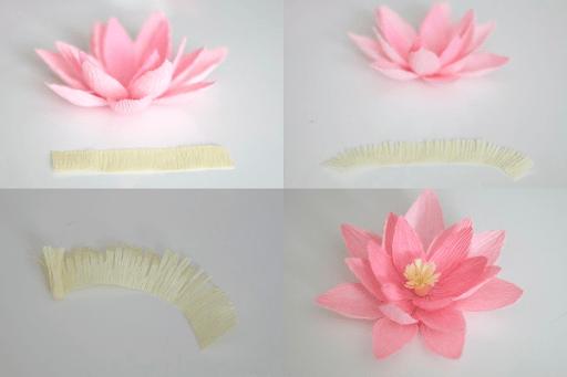 Làm nhụy hoa