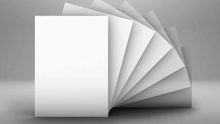 Hình ảnh giấy Ivory