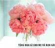 Nên tặng hoa gì cho mẹ và bạn gái nhân ngày 8/3?