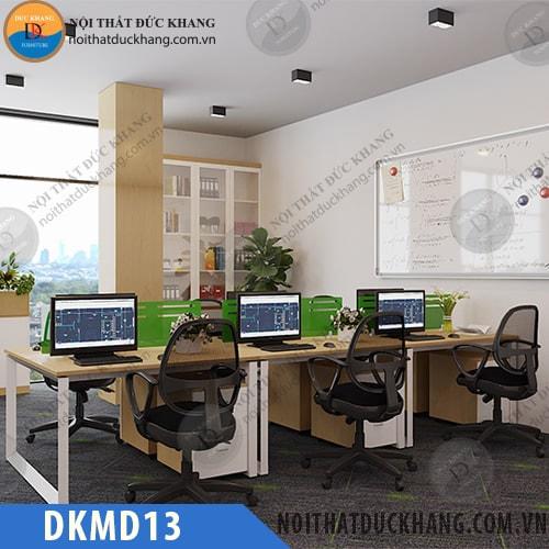 Cụm bàn làm việc DKMD13