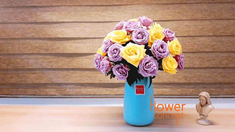Shop hoa tươi Flower Concept